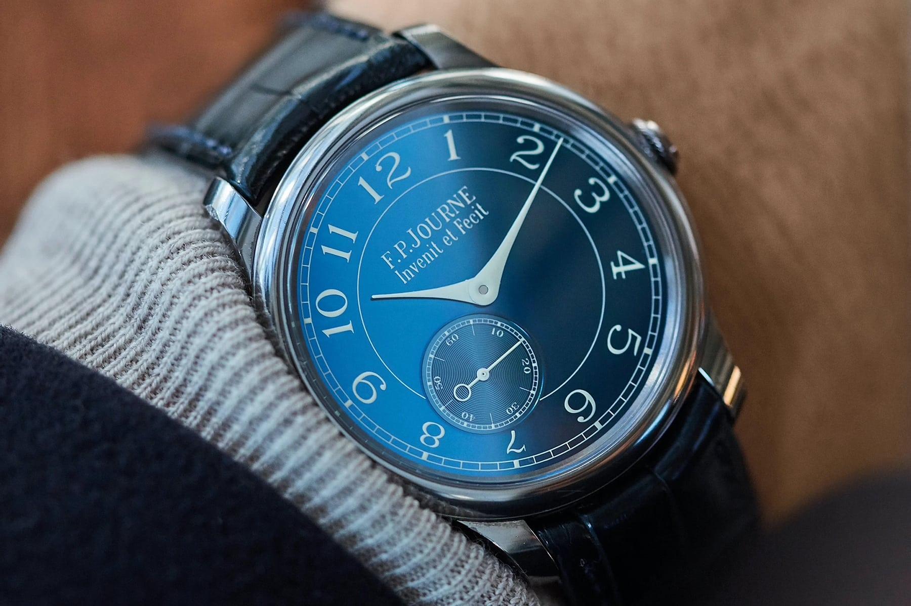 swiss luxury watchmaker brand